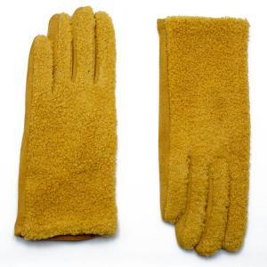 Γυναικεία Γάντια Verde Κίτρινο 02-0549y