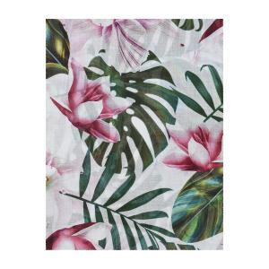 Γυναικείο Φουλάρι Verde Floral 03-1596
