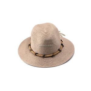 Γυναικείο Καπέλο με Κορδόνι Μακραμέ Verde 05-0390