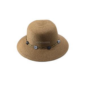 Γυναικείο Καπέλο με Δέσιμο  Verde 05-0413