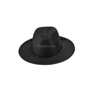 Γυναικείο Καπέλο με Δέσιμο Verde 05-0445