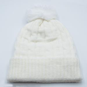 Γυναικείο Σκουφάκι Verde Άσπρο 12-0234w