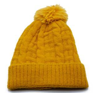 Γυναικείο Σκουφάκι Verde Κίτρινο 12-0234y