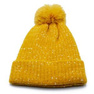 Γυναικείο Σκουφάκι Verde Κίτρινο 12-0235ye