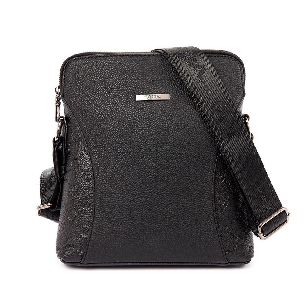 Ανδρική Τσάντα Χιαστί Verde 13-0003