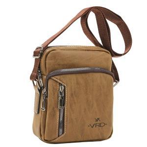 Ανδρική Τσάντα Χιαστί Verde 13-0053