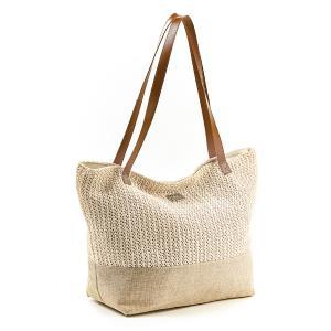 Γυναικεία Τσάντα Θαλάσσης Verde 14-0040