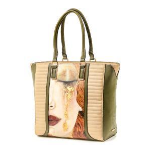 Γυναικεία Τσάντα Ώμου Verde 16-5772