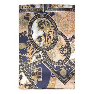 Γυναικείο Φουλάρι Μεταξωτό με Σχέδια  1712-0004