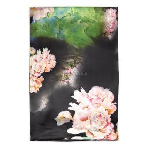 Φουλάρι Μεταξωτό με Λουλούδια  1712-0006