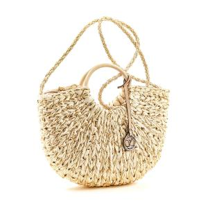 Γυναικεία Τσάντα Καλάθι Verde 48-0040