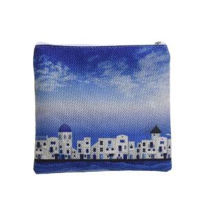 Γυναικείο Τσαντάκι Υφασμάτινο Νησί Ble 5-42-151-0141