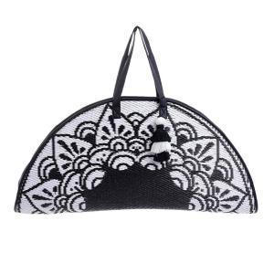 Τσάντα Θαλάσσης Μισοφέγγαρο Ble 5-42-806-0058