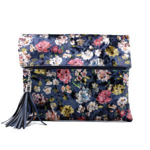 Γυναικείο Τσαντάκι Φάκελος Floral Br 07-0007