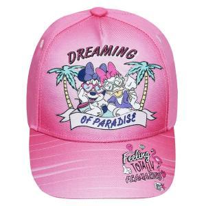 Παιδικό Καπέλο Jockey Minnie Mouse Ροζ