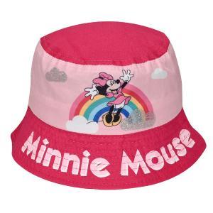 Παιδικό Καπέλο Κώνο Minnie Mouse Ροζ