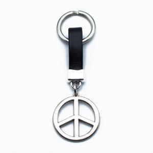 Χειροποίητο Μπρελόκ με Σύμβολο Ειρήνης KL09-216