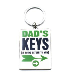 Μπρελόκ Dad's Keys KR178