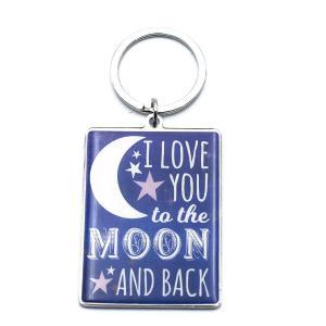 Μπρελόκ I Love You To The Moon KR184