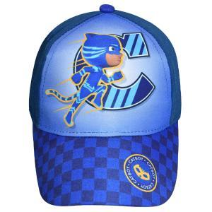 Παιδικό Καπέλο Jockey Catboy Μπλε