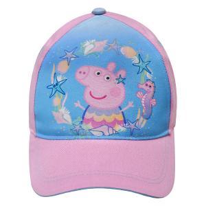 Παιδικό Καπέλο Jockey Peppa Pig Ροζ