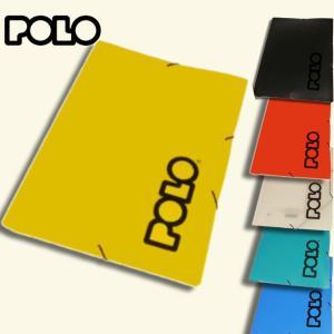 Φάκελος πλαστικός με λάστιχο POLO 919052 ΠΡΕΠΛΑΚ P.P.