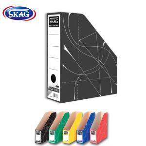 Κουτί Κοφτό χάρτινο  BOX LIFE ΜΑΥΡΟ SKAG Α4 32x27x9cm