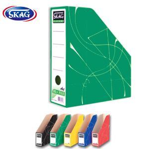 Κουτί Κοφτό χάρτινο  BOX LIFE ΠΡΑΣΙΝΟ SKAG Α4 32x27x9cm .