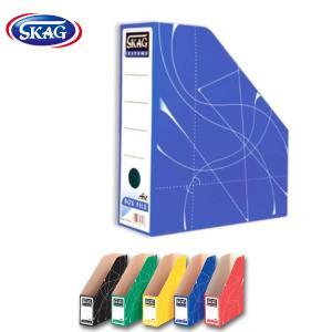 Κουτί Κοφτό χάρτινο  BOX LIFE ΜΠΛΕ  SKAG Α4 32x27x9cm .