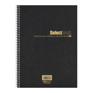Τετράδιο Select Σπιράλ B5 3 Θεμάτων Salko 2571