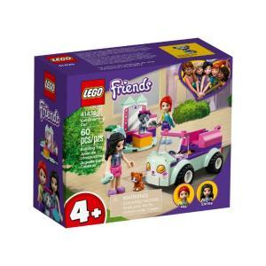 Lego Friends: Cat Grooming Car 4+ 60214  Αυτοκίνητο Για Καλλωπισμό Γατών