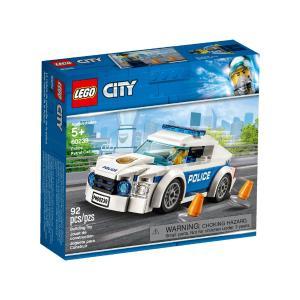 Lego City: Police Patrol Car 60239
