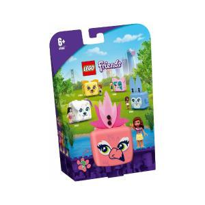Lego Friends: Olivia's Flamingo Cube 41662