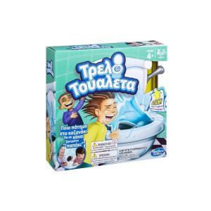 Επιτραπέζιο Τρελοτουαλέτα Toilet Trouble Hasbro
