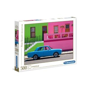 Puzzle Clementoni The Blue Car 500τεμ 35076