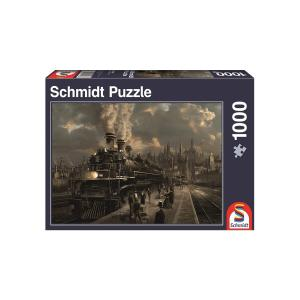 Puzzle Schmidt Train (Τρένο) 1000τεμ 58206