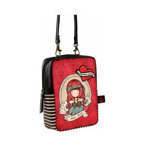 Santoro - Τσάντα Κρεμαστή Santoro Gorjuss Pirate Mary Rose 1072GJ03
