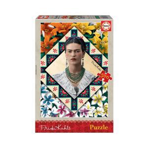 Puzzle Educa Frida Kahlo Flowers 500τεμ 18483
