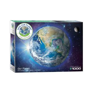 Puzzle Eurographics Our Planet, Save Our Planet Collection 1000τεμ 6000-5541