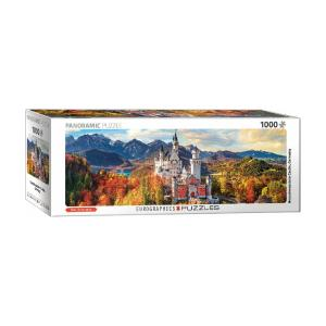Puzzle Eurographics Neuschwanstein in Fall 1000τεμ 6010-5444