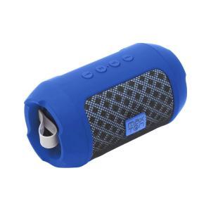 Φορητό Ηχείο Bluetooth Maxton Masaya MX116 3W Μπλέ με Ανοιχτή Ακρόαση, Audio-in, MicroSD και FM Radio