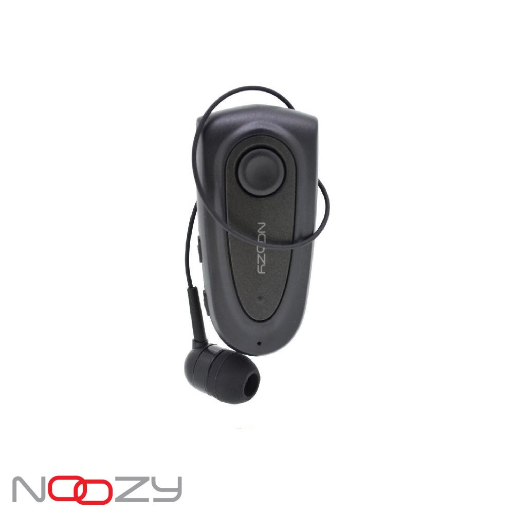 Bluetooth Hands Free Noozy Roller BH67 Bluetooth V.5.0 με Δόνηση Multi Pairing Γκρι