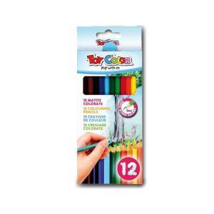 Ξυλομπογίες Toy Color 12τεμ 3mm 220.053