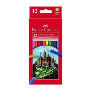 Ξυλομπογίες Faber Castell 12τεμ 120112