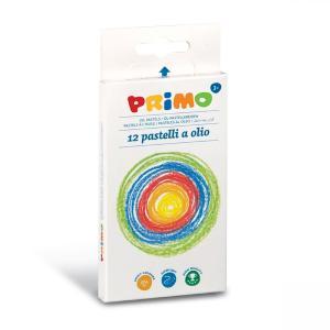 Λαδοπαστέλ Primo Oil Pastel CMP 12 Χρώματα