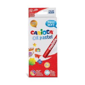 Λαδοπαστέλ Carioca 12 Χρώματα 43277
