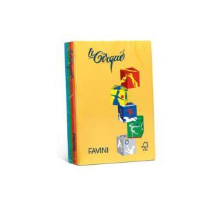 Α4 Φωτοτυπικό Χαρτί σε Έντονα Χρώματα Favini 500 Φύλλα 80 gsm