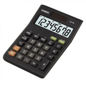 Αριθμομηχανή Casio 6MS-8B Αποφορολόγησης 8 Ψηφίων
