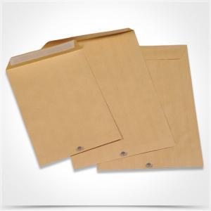 Α3 Φάκελος αλληλογραφίας κραφτ καφέ (310x410) σακούλα με αυτοκόλλητο