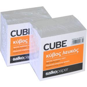 Κύβος Salko 800Φ Ανταλλακτικό Λευκό 9*9
